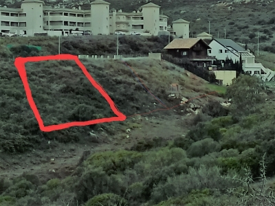 Plot for sale in Calle los altos de Santa Margarita (Alcaidesa)