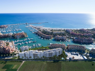 Luxury Apartment for sale in La Marina (Sotogrande)
