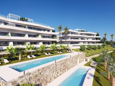 Luxury Apartment for sale in Estepona