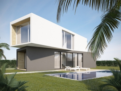 Villa sale under development in Manilva Costa (Manilva)